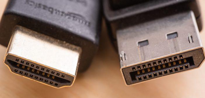 HDMI versus DisplayPort