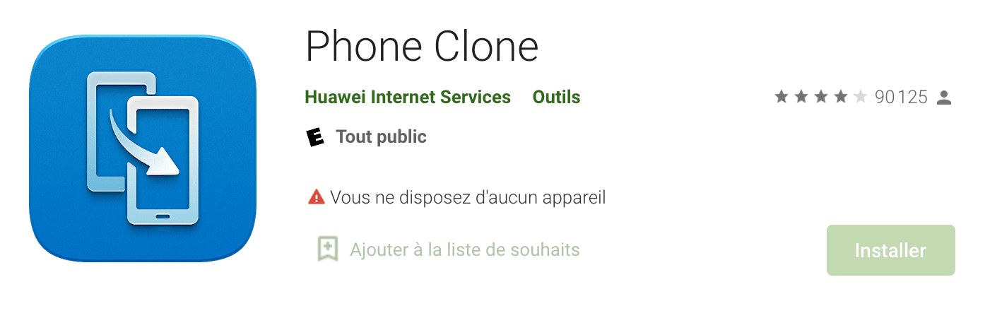 phone clone android app