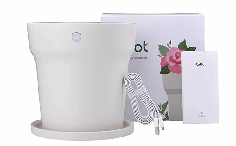 Meilleurs pots de fleurs intelligents Wanfei pour HCCC