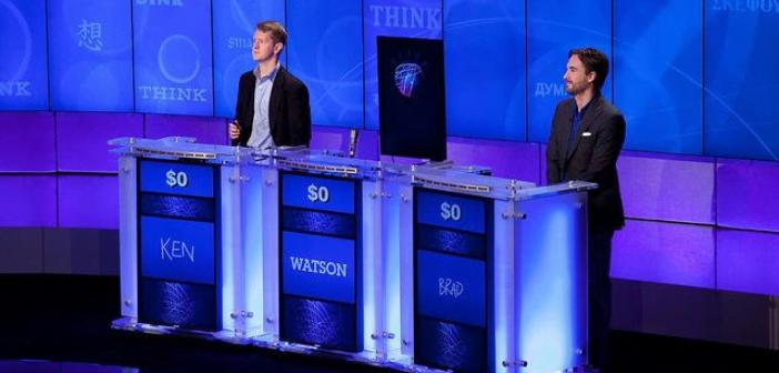 Jeopardy! avec l'IA Watson