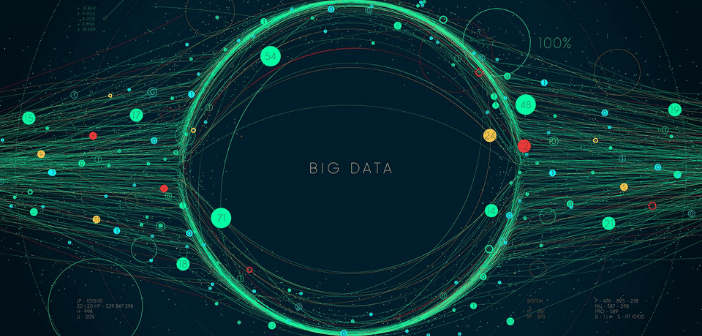 Big data illustration