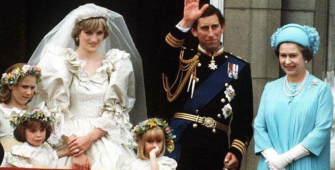 Le mariage le plus cher dumonde est celui de la princesse Diana et du prince Charles