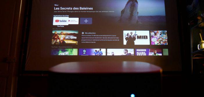 Android TV est très agréable à utiliser mais n'intègre pas Netflix