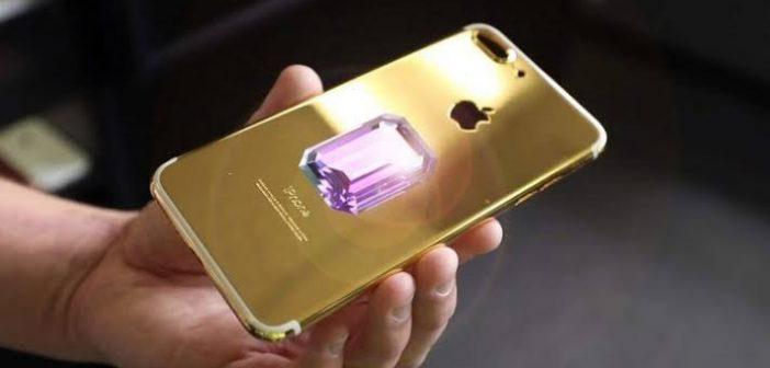 Le portable le plus cher du monde est l'Iphone 6 Falcon Supernova