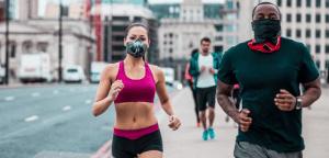 masque sport fitness running