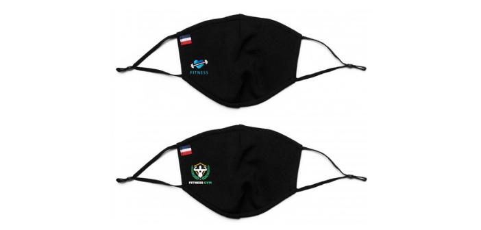 Masque sportif homologué UNS1 pour salle de sport Drivecase
