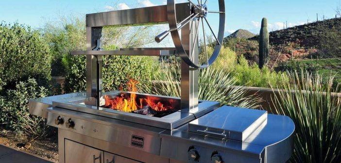 Le K750 HS Hybrid de KALAMAZOO est le barbecue le plus cher sur le marché