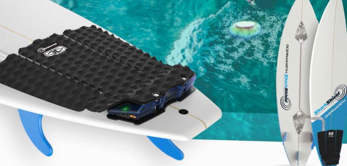 le surf Freedom+ permet de prévenir les attaques de requins