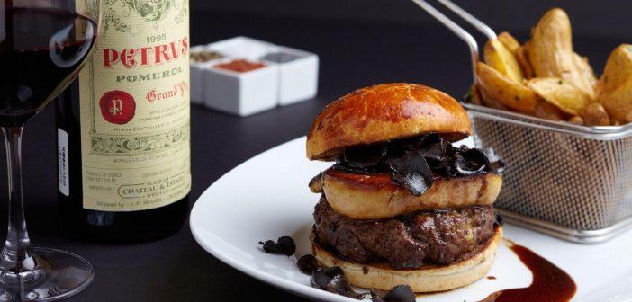 Le Fleur Burger 5000 est le burger le plus cher du monde