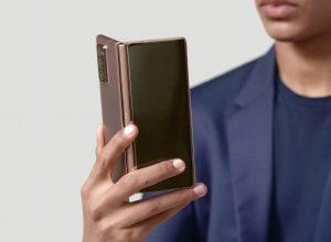 Samsung Galaxy Z Fold 2 nouveau téléphone pliable
