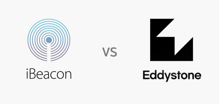 Deux entreprises utilisent la technologie du Beacon, Apple et Google