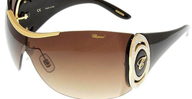 Les Vison Sunglass de la collaboration Chopard/De Rigo sont les lunettes les plus chères du monde