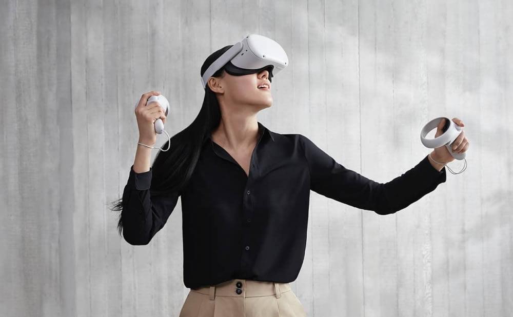 Oculus Quest 3 annonce