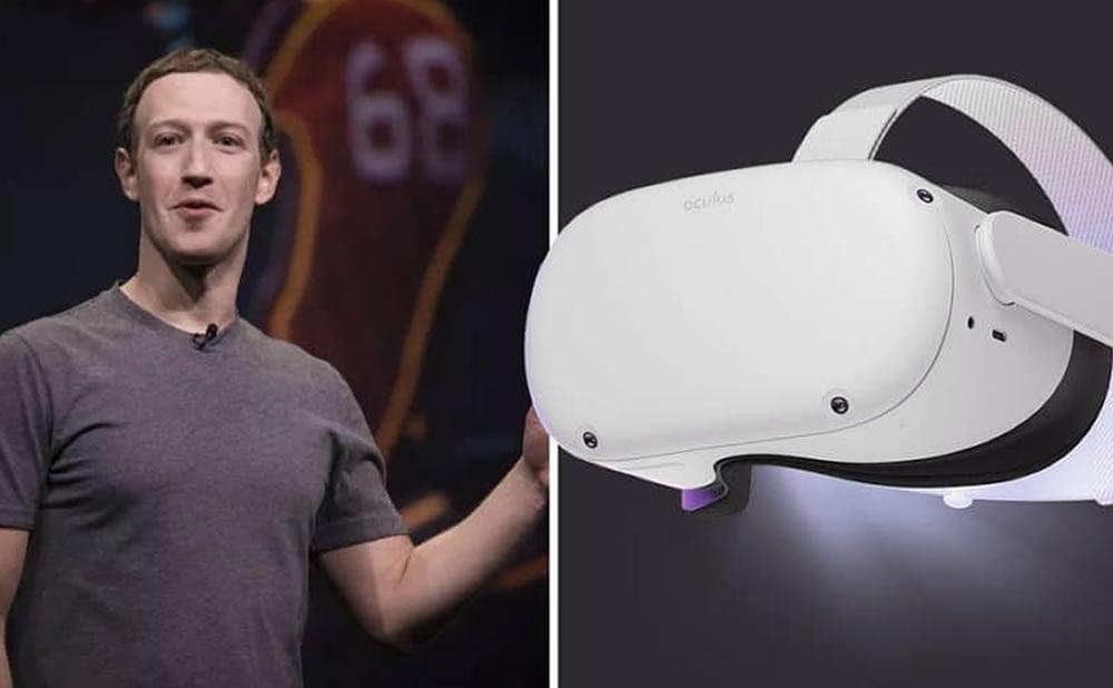 Oculus Quest 3présentation futur