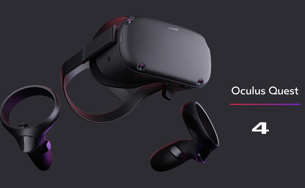 Oculus Quest 4