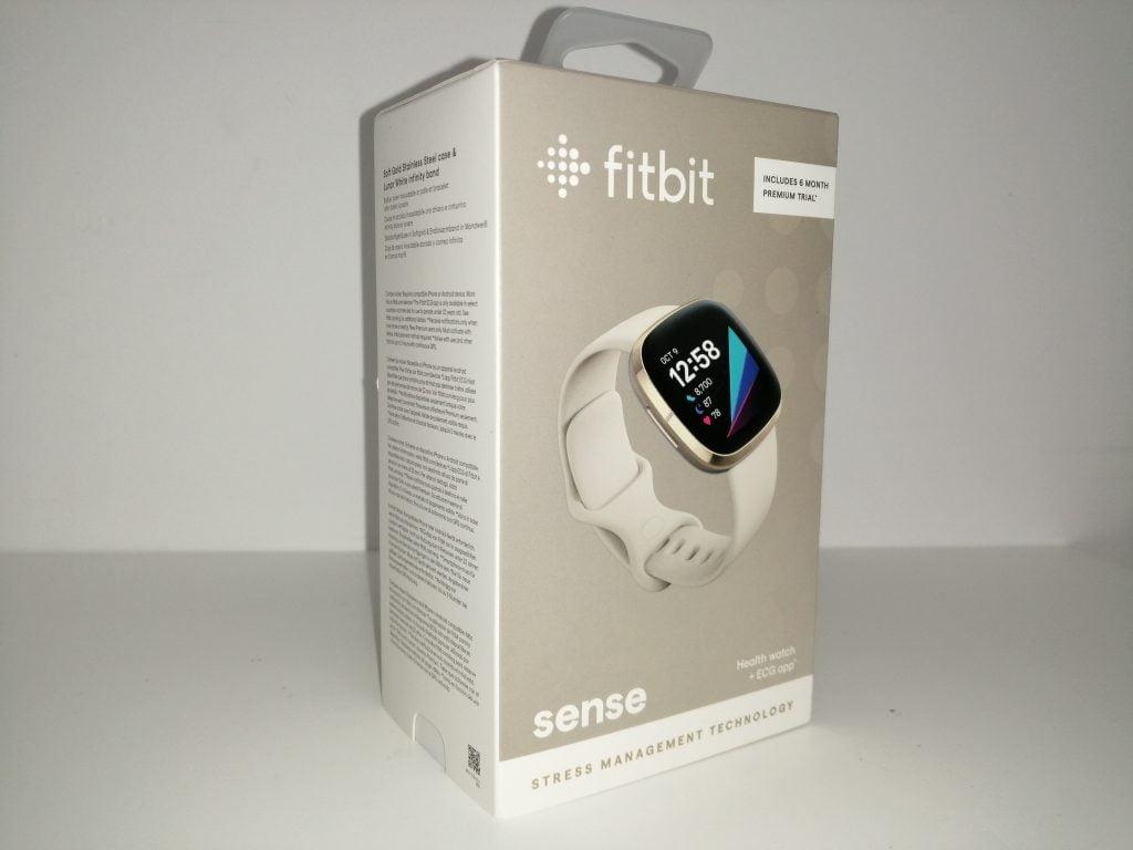 Pack Montre connectée Fitbit Sense