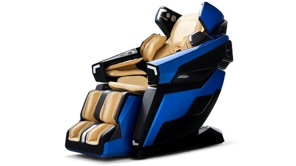 La LBF-750 de BodyFriend est la chaisse massante la plus chère au monde
