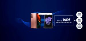 bons plans Smartphone pliable Samsung Galaxy Z