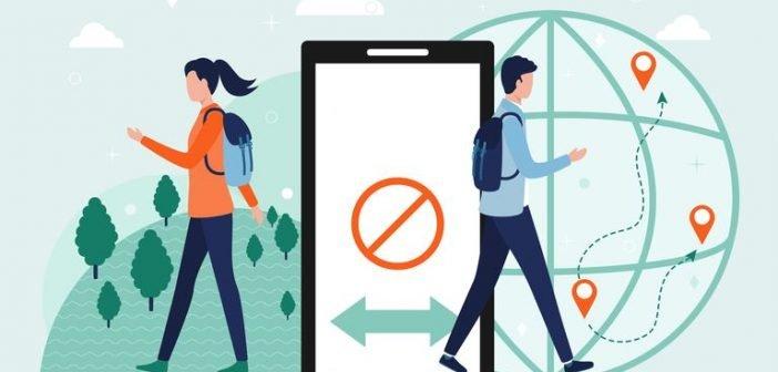 La digital detox permet de faire un pause de réseaux sociaux et se concentrer sur la vie réelle