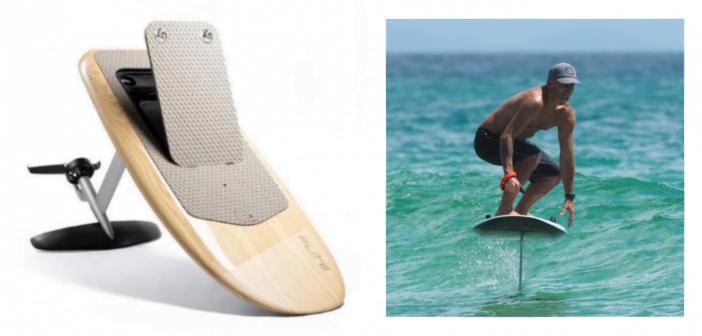 Pumping surf et e-foil, deux nouvelles technologies qui redéfinissent les frontières du surf