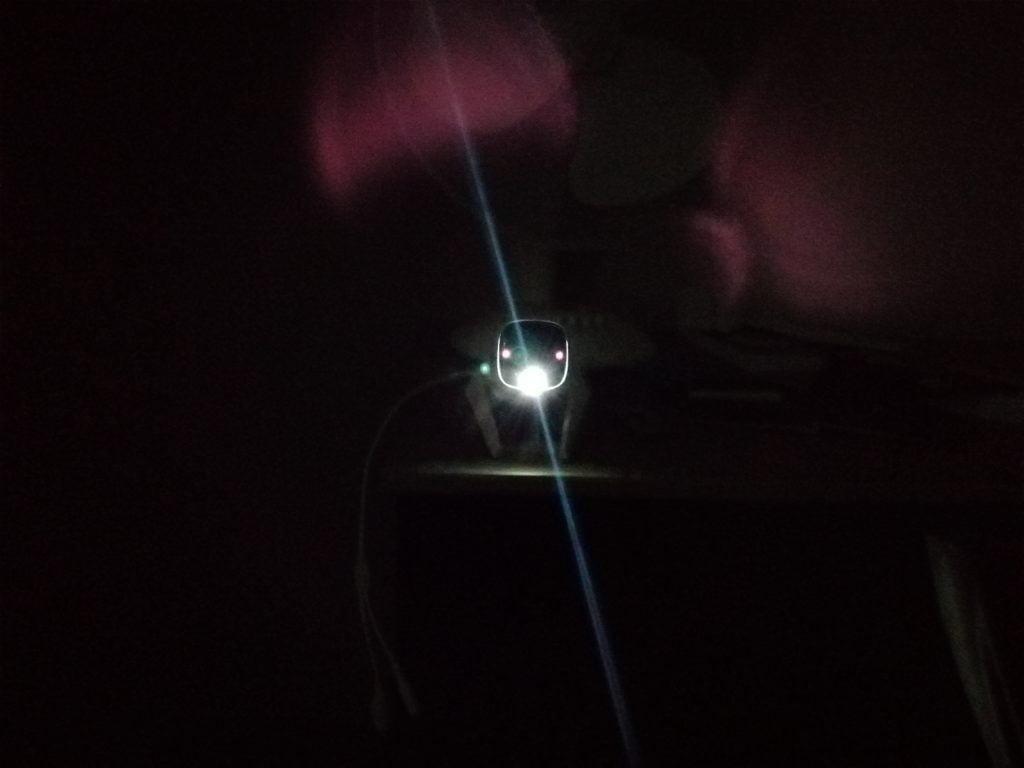 Tapo C310 signal lumineux
