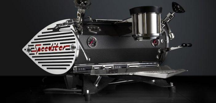 La machien à café la plus chère sur le marché est la Speedster de Van der Westen