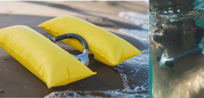 Ploota est le premier collier de sauvetage pour le surf