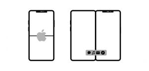 Rumeur Apple IPhone pliable
