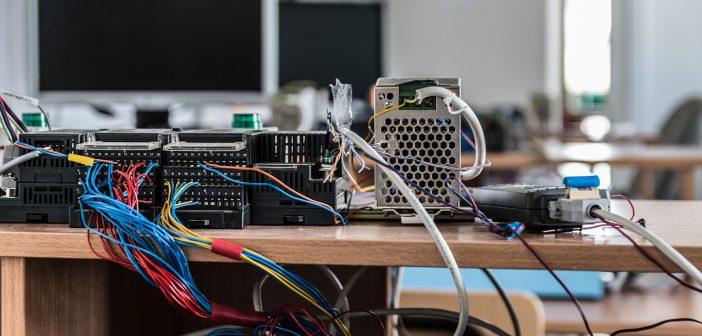 automate programmable bureau cable
