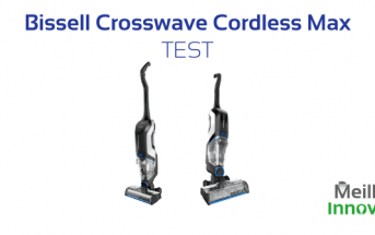 avis test Bissell Crosswave Cordless Max