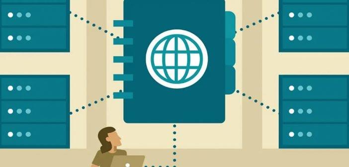 Changer DNS blocage site