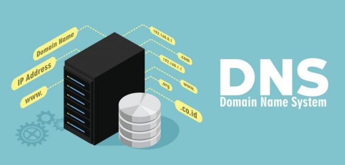 DNS utilisation avec serveur bloqué et vitesse de navigation