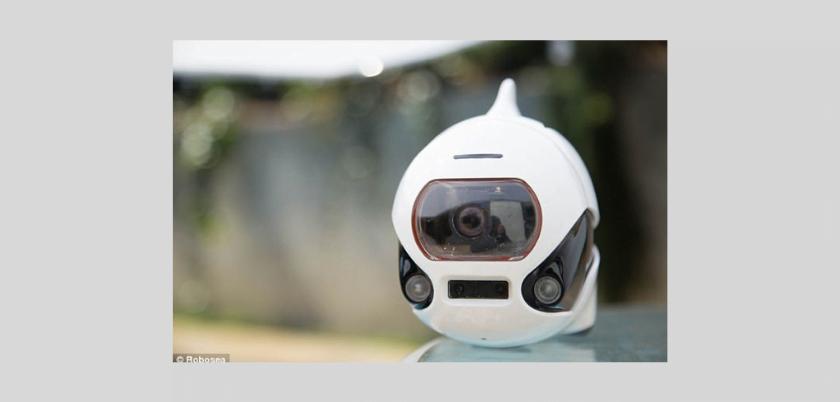 Biki camera 4K plongée