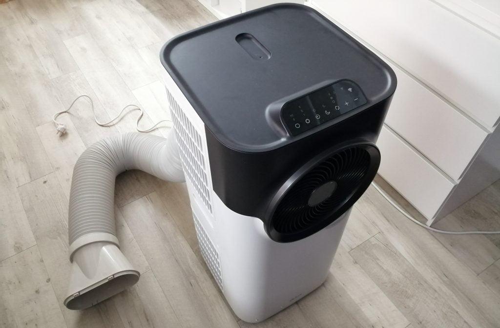 Design climatiseur connecté Duux