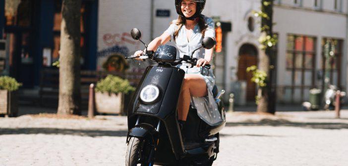 scooter électrique Swapfiels à louer