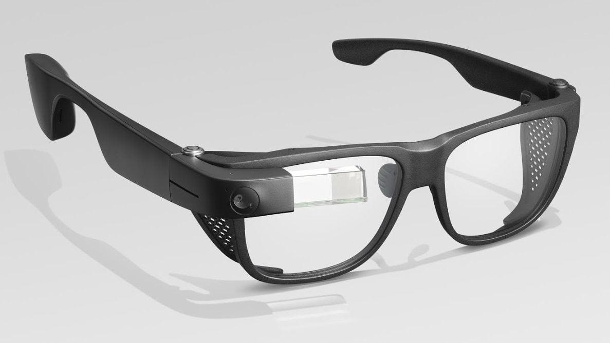 google glass noir 2021