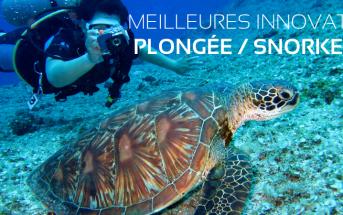 innovation plongee snorkeling mer