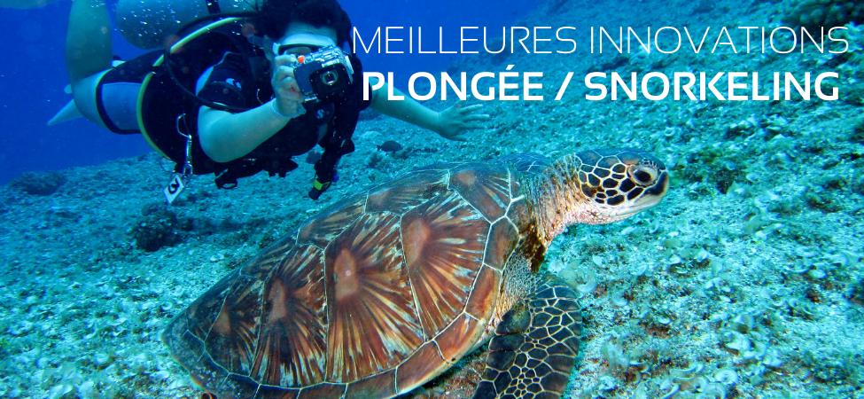 Quelles sont les meilleures innovations en plongée et snorkeling ?