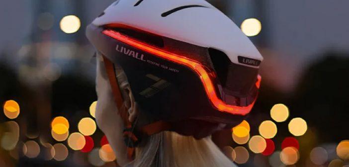 Livall cycliste nouveau casque
