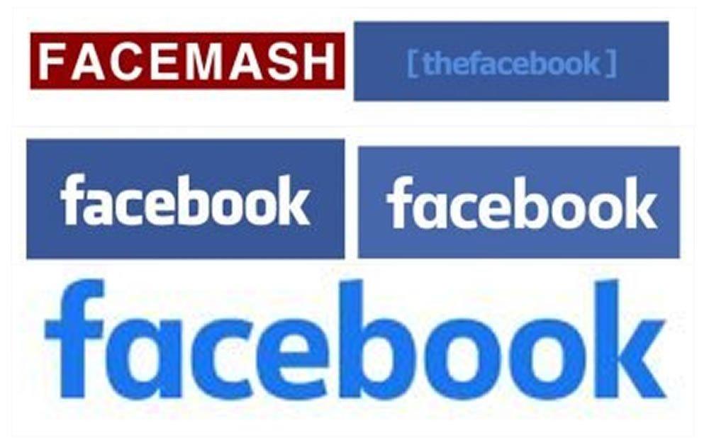 Logo Facebook évolution