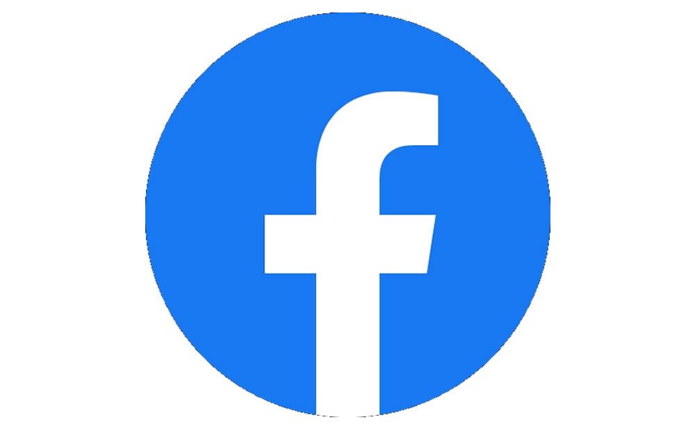 Logo Facebook PNG transparent