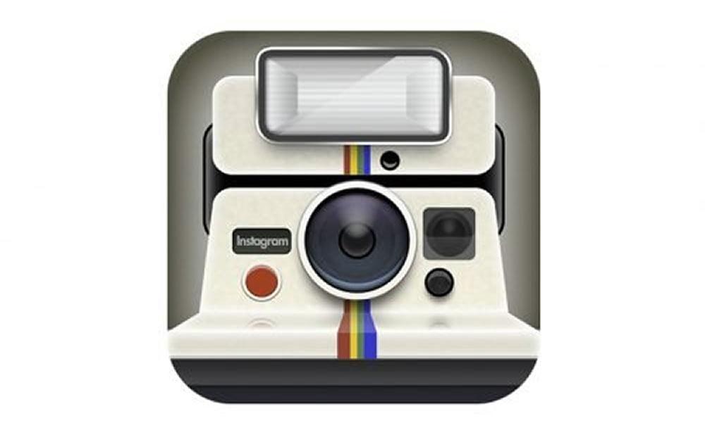 Logo Instagram débuts