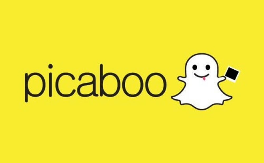 Logo Snapchat histoire