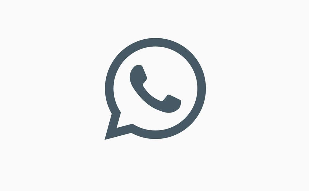 Logo WhatsApp évolution