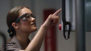 lunette realite augmentée google