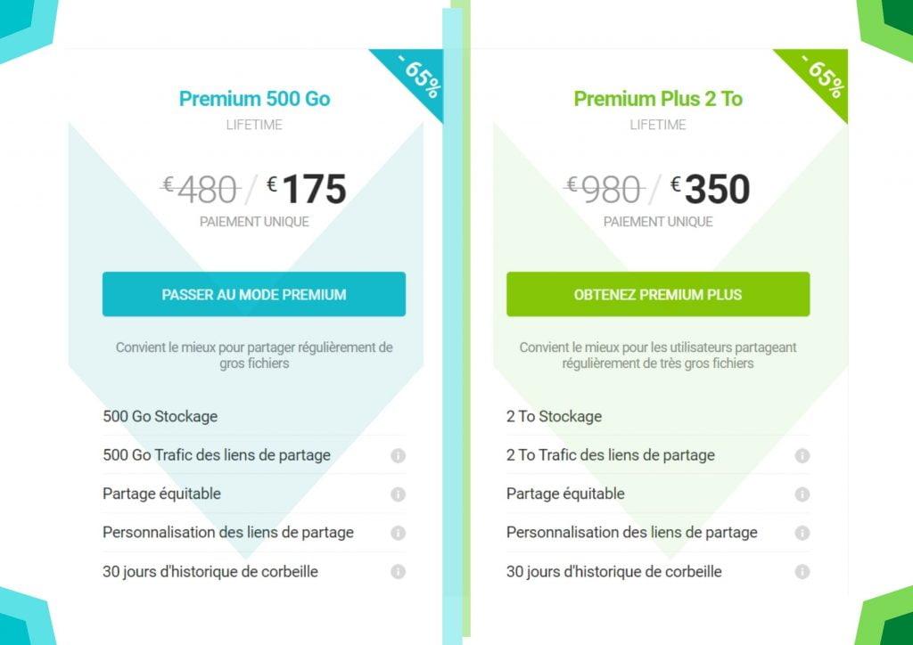 pCloud bon plan premium Lifetime