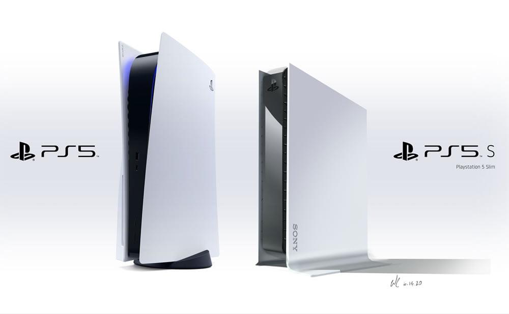 PS5 Slim caractéristiques techniques