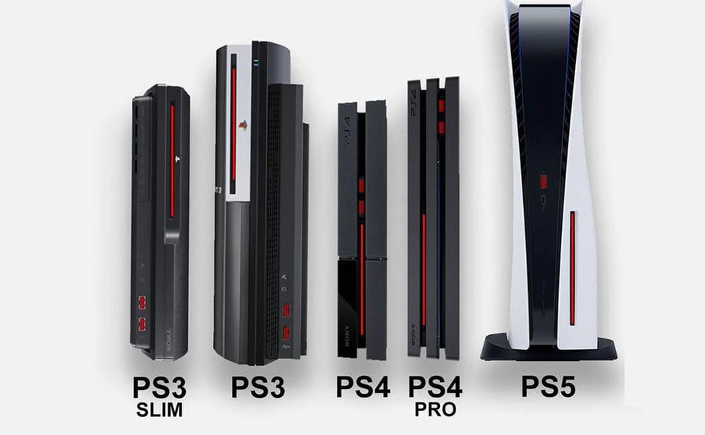 PS5 Slim pénurie de composants électroniques
