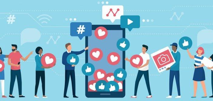 Social Media avantages