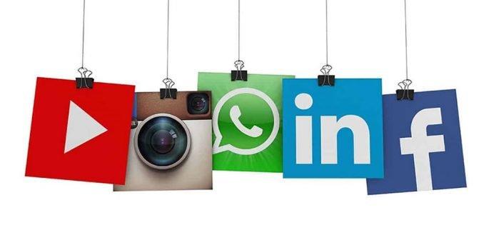Social Media différence avec réseaux sociaux